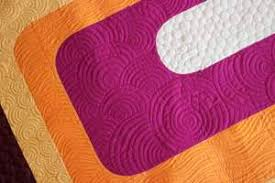 Quilting Is My Therapy Totally Groovy Quilt Along! - Quilting Is ... & Of course, that isn't the only way to quilt it. If you have one particular  design in mind that you just love….for instance, pebbles, consider using it  in ... Adamdwight.com