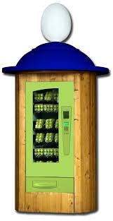 Egg Vending Machine Classy Presenting The New OvOMach48 Egg Vending Machines