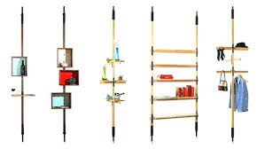 tension rod shelves floor to ceiling tension rod tension rod shelves of floor ceiling tension pole tension rod shelves