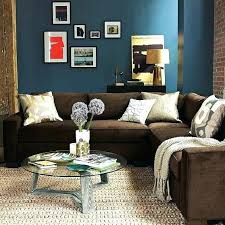 Brown And Blue Living Room Best Brown And Blue Living Room Furniture Limitlessthinkingclub