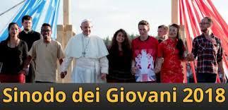 Risultati immagini per sinodo giovani