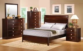 Small Night Stands Bedroom Impressive Bed And Nightstand Set Perfect Small Bedroom Design