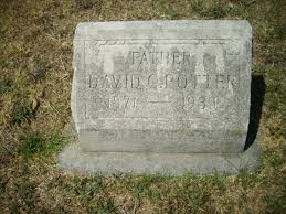 David Clarence Potter (1871-1933) - Find A Grave Memorial