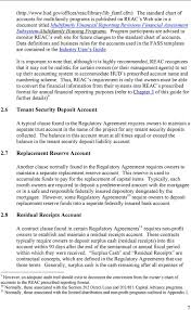Real Estate Assessment Center Summary Of Financial