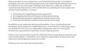 Resume 14 Academic Advisor Cover Letter Sample Job And Resume