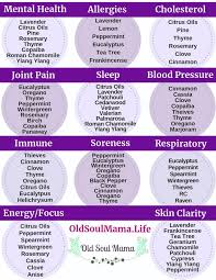 Essential Oils Uses Chart Young Living Pin On Essential Oil Basics