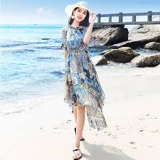 Wholesale <b>Summer New</b> Women'S Beach Skirt Female <b>Seaside</b> ...