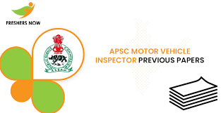 apsc motor vehicle inspector previous