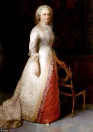 the world of las marthas debutantes who wear th century style  the inspiration martha washington here pictured in an 1878 portrait by eliphalet frazer andrews