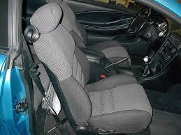 here s a pic of my cloth 95 seats with the headrest tilted a bit forward
