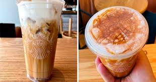 how to order starbucks salted caramel