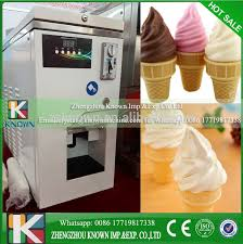 Ice Cream Vending Machines Enchanting Best Seller Automatic Soft Ice Cream Vending Machineice Cream