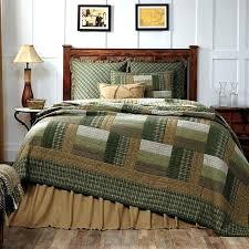 bed sheet and comforter sets olive green bed set country bed comforter sets new rustic log cabin