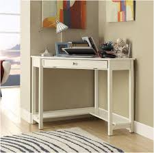 computer desk small space plus contemporary furniture small white corner desk with single drawer for laptop
