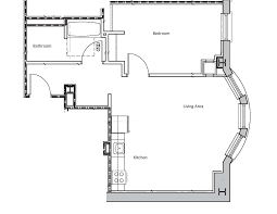 Small Apartment Floor Plans One Bedroom Solisrtments Floorplans Waverly A1 1bd Png One Bedroomrtment Floor