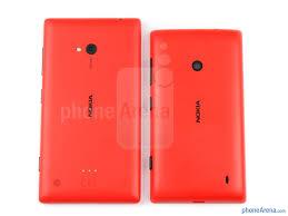 Nokia Lumia 520 vs Nokia Lumia 720 ...