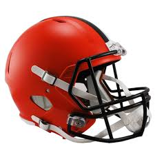 Cleveland Browns Full Size Speed Replica Helmet
