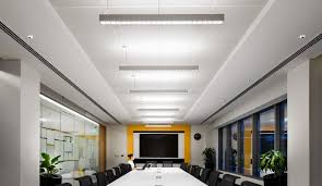 office lighting. Owner: Symantec Office. Lighting Design Office