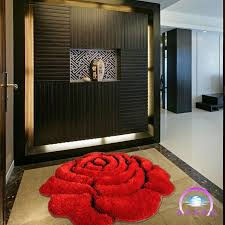red carpet for wedding round rose carpets chic fl rugs for bedroom and living room flooring mat area rug90x90cm shaw berber carpet area rug