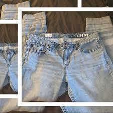 Gap Always Skinny Jeans Light Wash