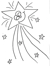 Small Picture Stars Coloring Pages Free Coloring Pages