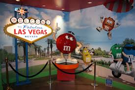 M M Vegas M Vegas Images Yes There Really Is An M M World On The