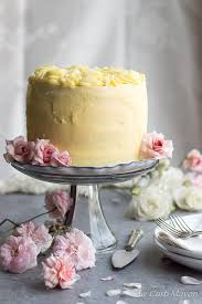 This low carb birthday cake features layers of moist chocolate cake filled with rich vanilla pastry cream. Best Gluten Free Low Carb Birthday Cake Recipe Sugar Free
