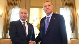 Russland als Triumphator: Wenn Putin und Erdogan über das Schicksal Syriens  entscheiden