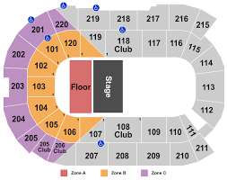 Angel Of The Winds Arena Seating Chart Everett
