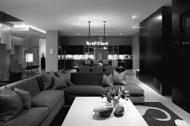 Grey Black White Living Room Grey Living Room Ideas Cool