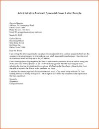 administrative assistant cover letter samples experience resumes administrative assistant cover letter samples