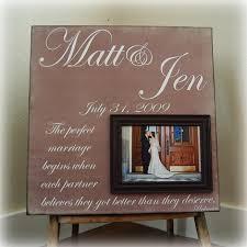 best monogrammed wedding gifts hawaiian wedding dress personalized wedding gift