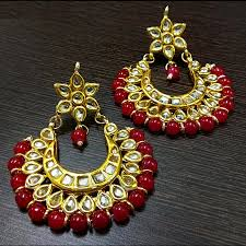 Design Of Ear Ring Chand Bali Flip And Change Design Ear Ring Style Zone