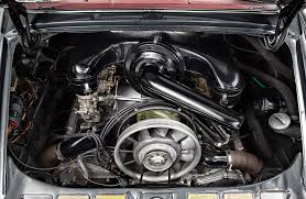 the porsche flat six engine