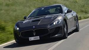 BMW 5 Series bmw m6 vs maserati granturismo : 2017 Maserati GranTurismo Review | Top Gear