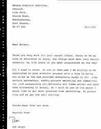 Business Letter Format Unknown Recipient Sample Business Letter