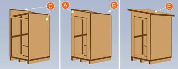 Plan De Toilettes Seches Charmant Installer Des Toilettes Sèches à L  Extérieur Wc Of Plan De
