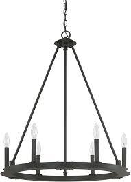 unique contemporary black chandelier capital lighting 4916bi 000 pearson contemporary black iron
