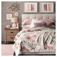 Watercolor Floral Quilt (Full/Queen) - Thresholdâ?¢ : Target & Watercolor Floral Quilt - Thresholdâ?¢ Adamdwight.com
