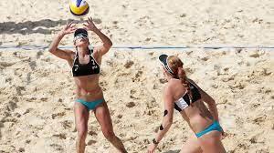 Olympic Beach Volleyball Berth