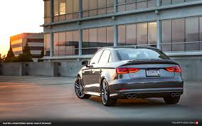 Audi of America Debuts Limited Edition Package for All-New 2015 S3 ...