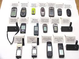gps receiver information software and hardware reviews of garmin jack s museum collection of 18 working hand held gps receivers from 1994 to 2005 1 4mb