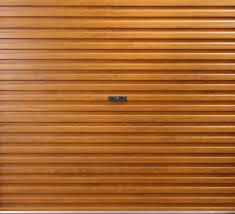 gliderol mini roller door laminated finishes manual opening