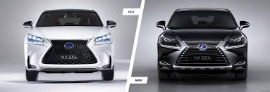 2018 lexus pictures.  2018 2018 lexus nx facelift styling on lexus pictures