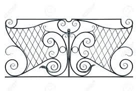 Balcony Fence wrought fence of the balcony gallery in oldtime stiletto 2942 by guidejewelry.us