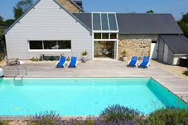 location norman avec piscine excellent locations vacances piscine norman