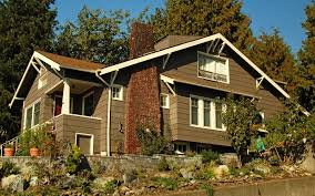 arts and crafts exterior paint colors. seattle phinney ridge neighborhood sepia arts and crafts exterior paint colors