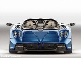 pagani zonda cs roadster super water car