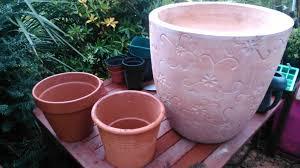 pots sizes for tandoor build