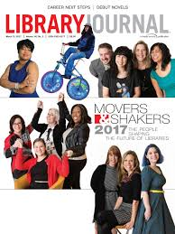Library Journal March 15, 2017 by Library Journal - issuu